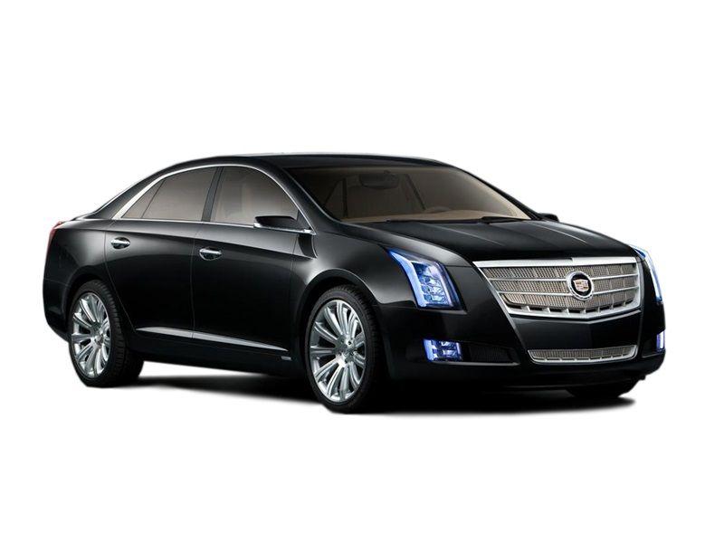 Cadillac XTS Executive Sedan