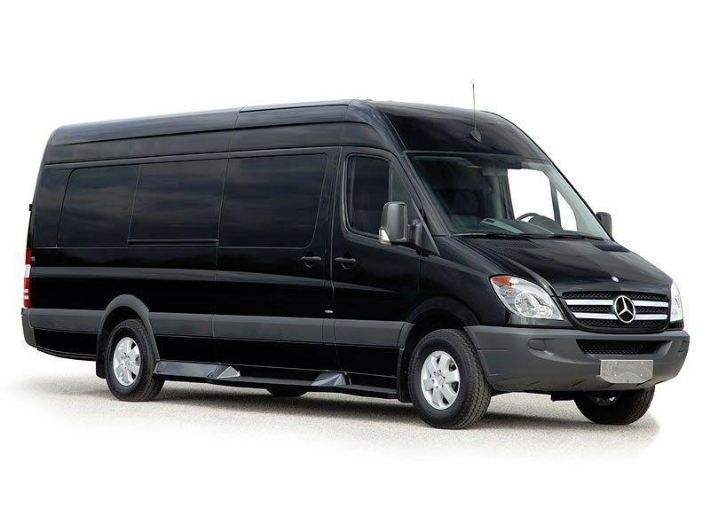 New York Mercedes Sprinter Van 11 Pax Mercedes Sprinter Van