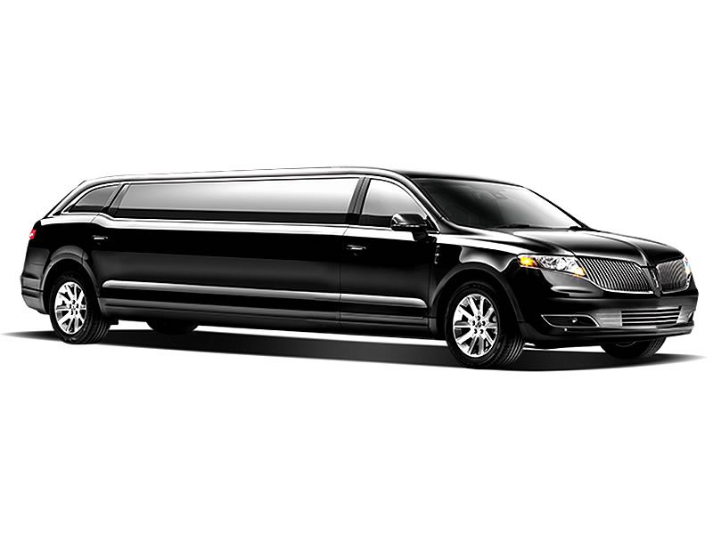 New York Stretch Limousine Lincoln Stretch Limousines Black