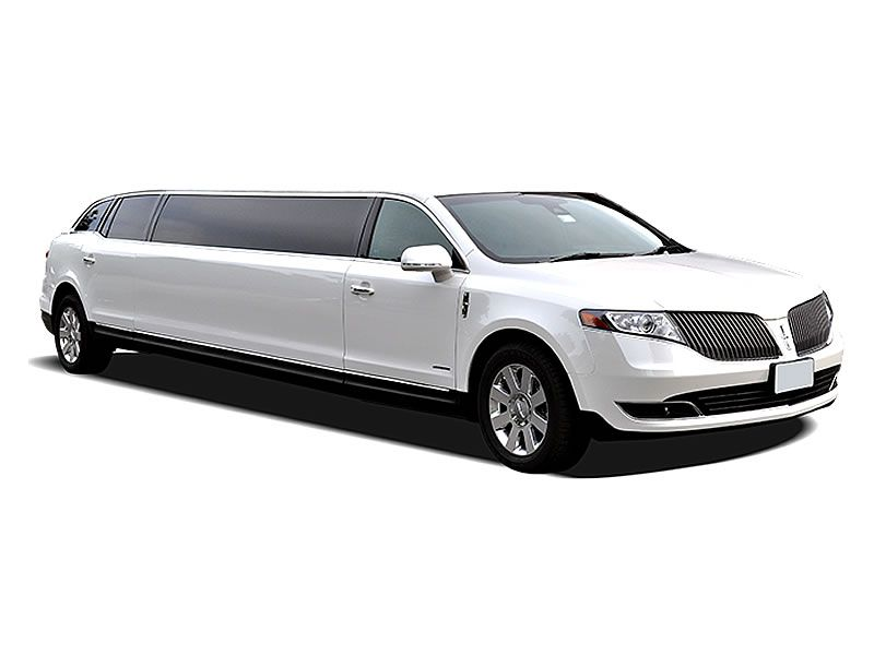 Washington Stretch Limousine Lincoln Stretch Limousines White