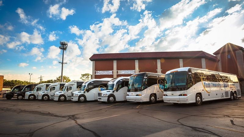 Chicago Bus Transportation Services