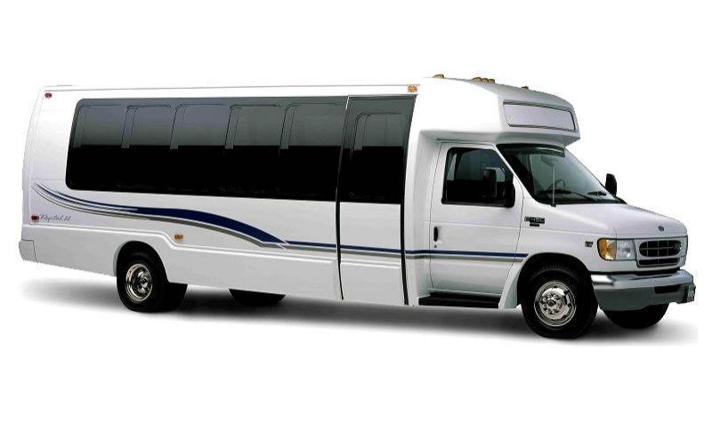 Minibus - Up to 26 Passenger