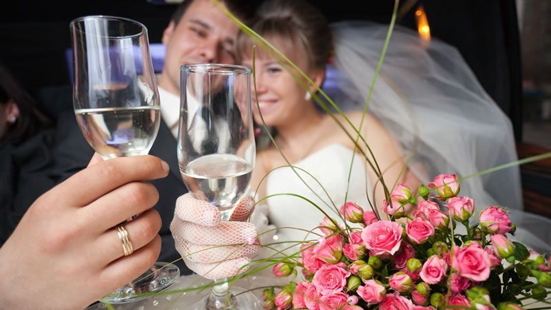 Wedding Limo Services Chicago