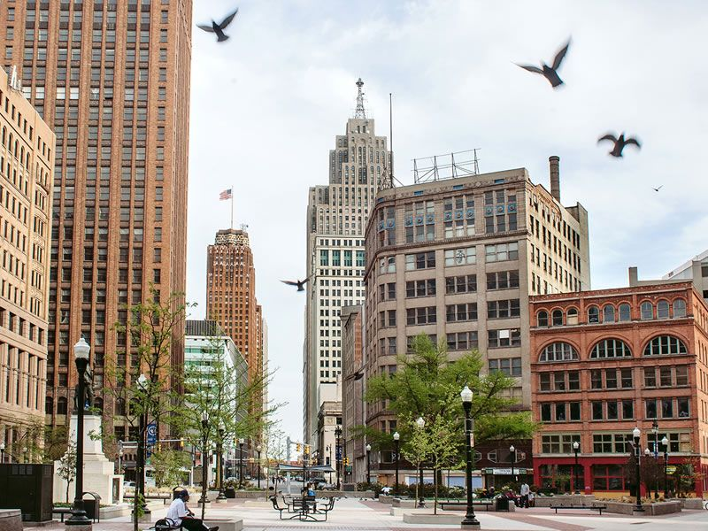 Tours Detroit City Tours