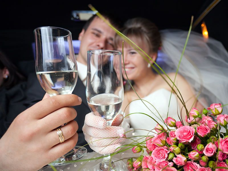 Weddings Transportation Detroit Wedding Limo Services