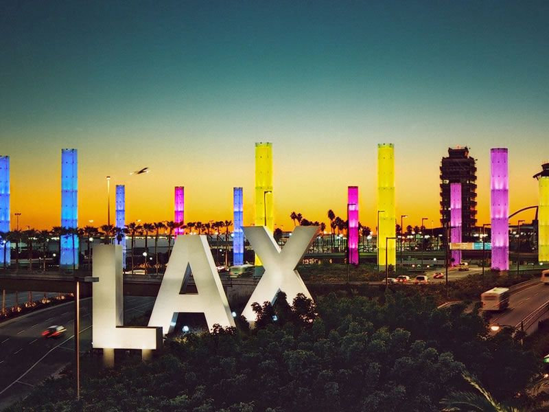 Airport Transportation Los Angeles Airport Transfer & Shuttle Services