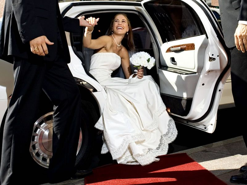 Weddings Transportation Los Angeles Wedding Limo Services