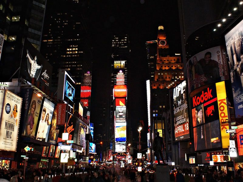Night Out  Enjoy New York's Nightlife