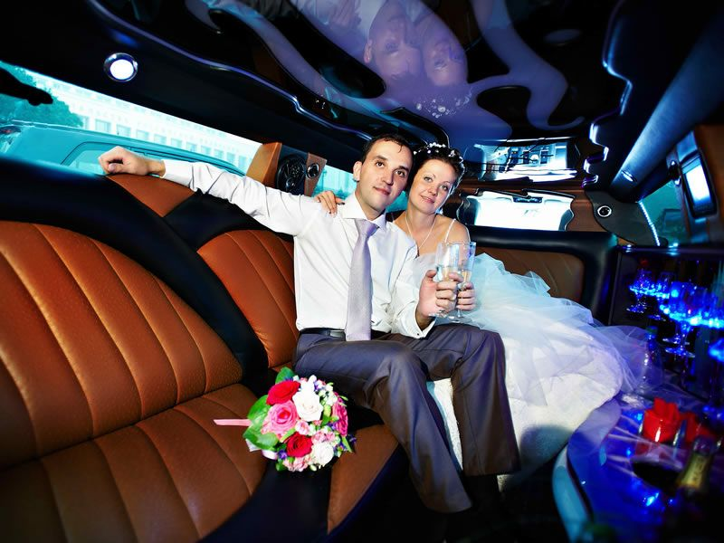 Weddings Transportation New York Wedding Limo Services
