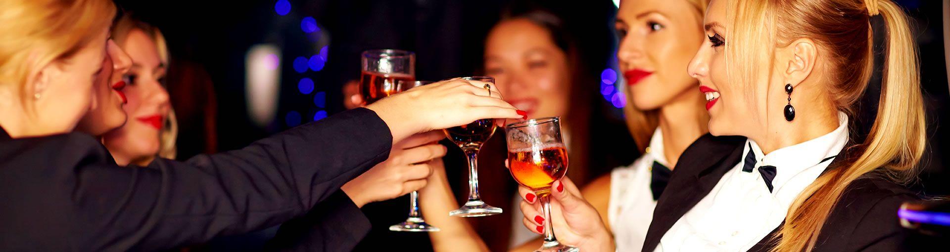 Party Speciais Philadelphia Bachelor/Bachelorette Parties