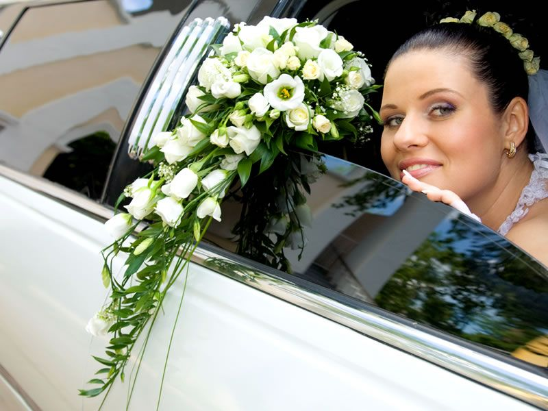 Weddings Transportation Phoenix Wedding Limo Services