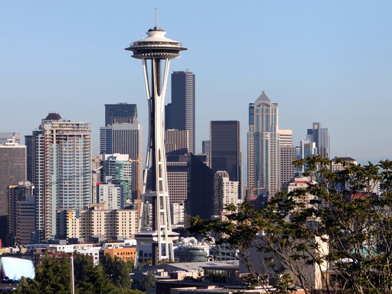 Tours Seattle City Tours